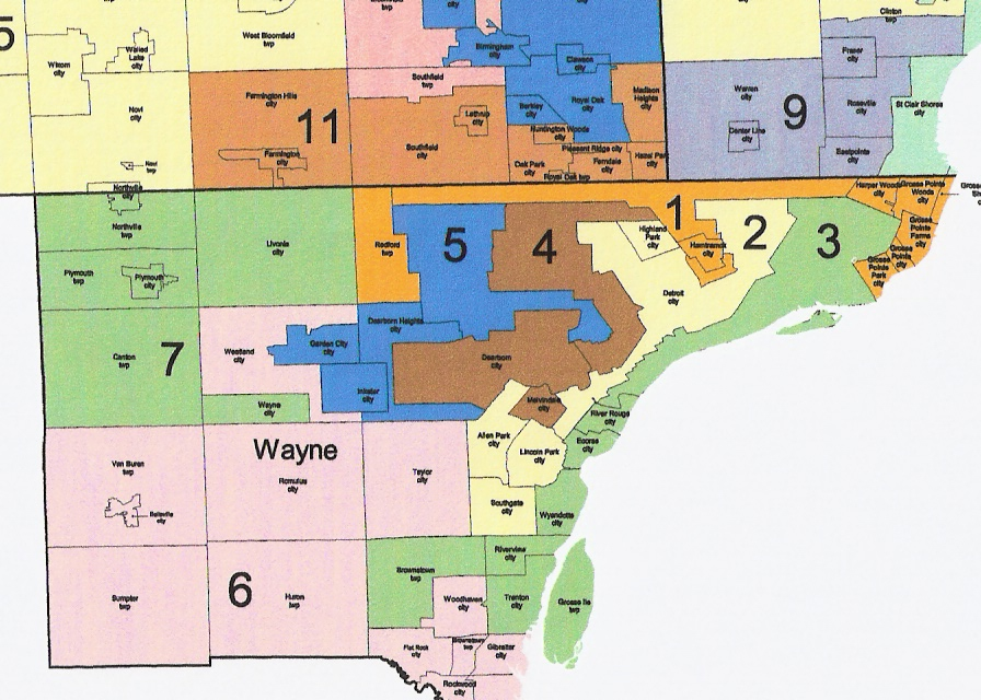 RightMichigan  Michigan Redistricting Official