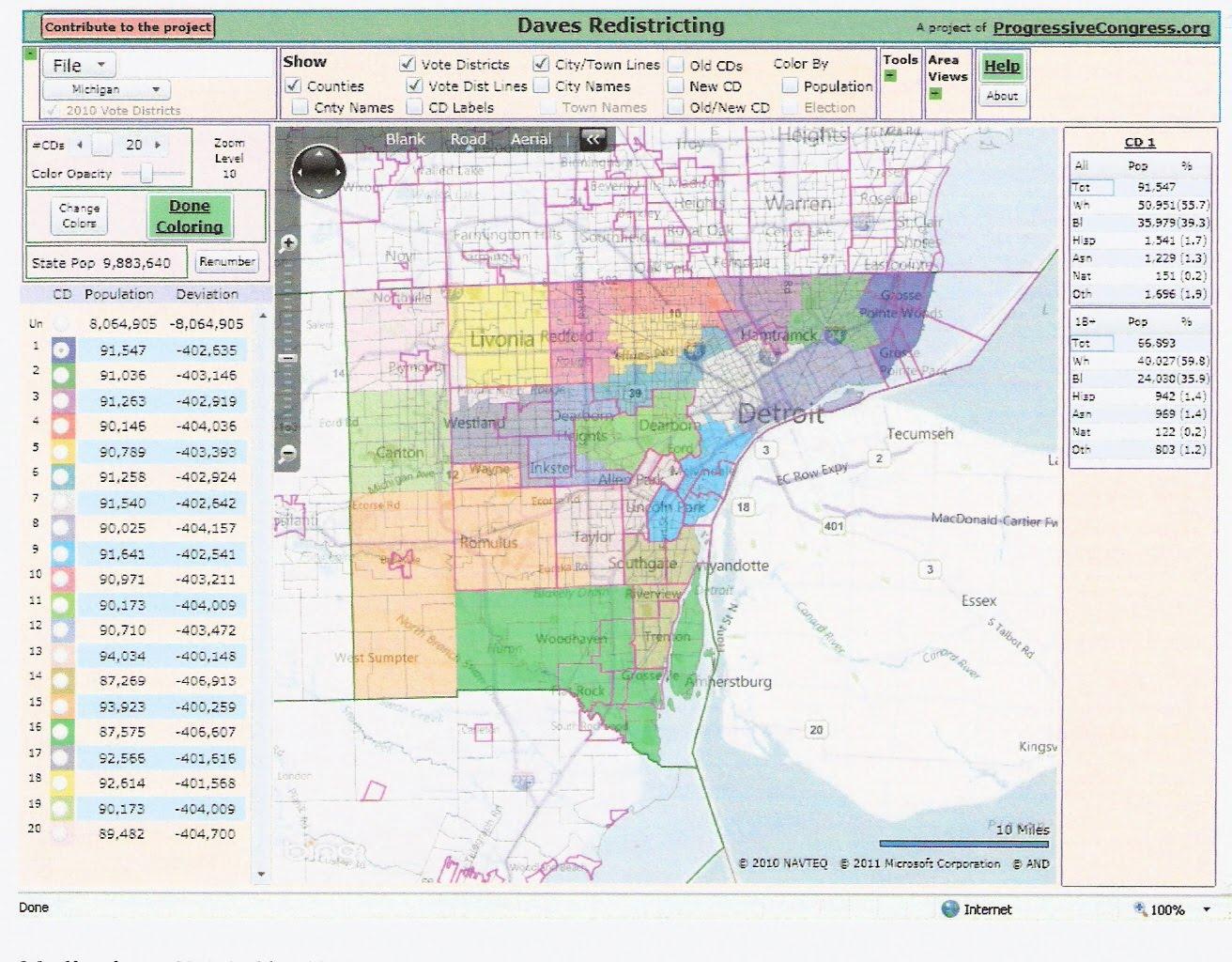 Wayne County Michigan Map Michigan Map - County map of michigan with cities
