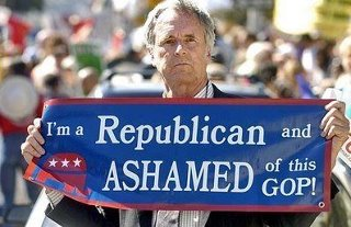 Republican Ashamed of GOP