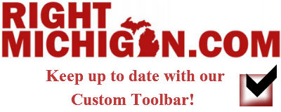Get the RightMighigan.com toolbar!